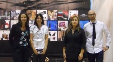Diseño UDD en Salón Satelite Milán