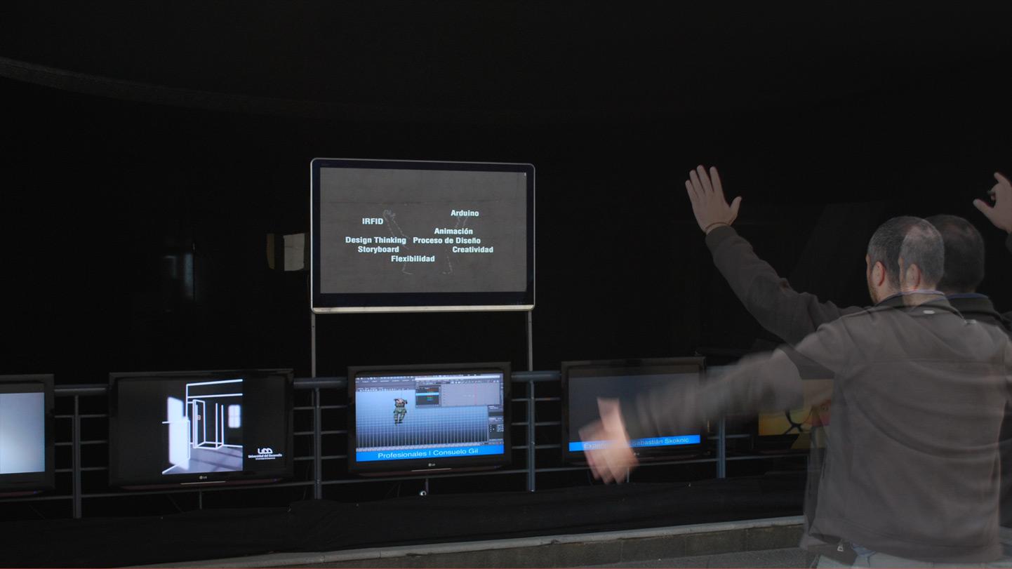 Exposición Diseño Digital 2011