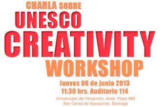 Unesco creativity workshop