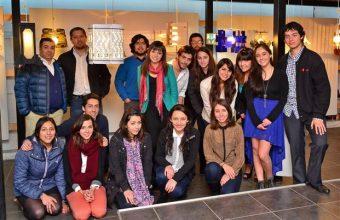 Proyecto de Luminarias en Taller Preliminar Concepción