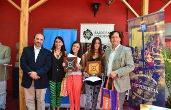 Premiación concurso Diseño UDD Baldosas Córdova