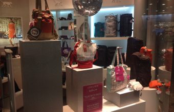 "Kipling exhibe a los ganadores de ""Play with bags"""