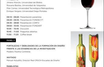 Invitación al primer DI_LOQUIO: coloquio de investigación en diseño