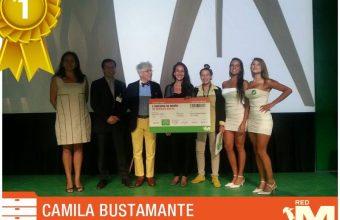 Ex alumna de diseño UDD ganadora de concurso Masisa