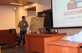 Diseño UDD organiza jornada de innovación para proveedores Sodimac