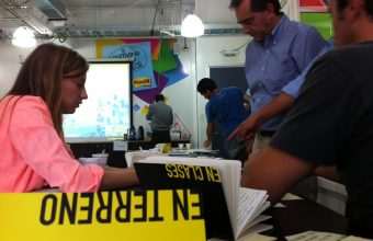 Diseño UDD participa en certificado de innovación