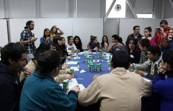 Proyecto de Color y Plástica con niños de Fundación Coanil en Concepción