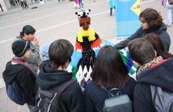 Proyecto de identidad realizado por alumnos de Taller Gráfico II Facultad de Diseño UDD CCP