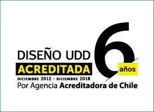 Diseño UDD Acreditada por 6 años