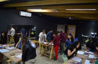 Expo Diseño en Espacio Cubo Chillán