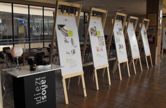 Expo Diseño 2014 en colegio Sagrados Corazones de Concepción