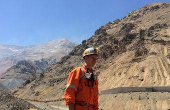 Tom Dixon y los yacimientos de cobre en Chile