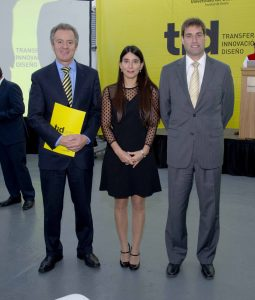 Federico Valdés, Alejandra Amenábar y Daniel Contessa