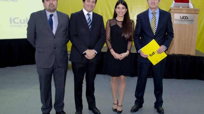 Federico Valdés, Alejandra Amenábar, Enrique Inostroza y Erick Forcael