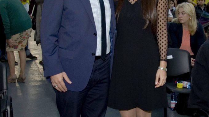 Alejandra Amenábar y Sergio Majluf