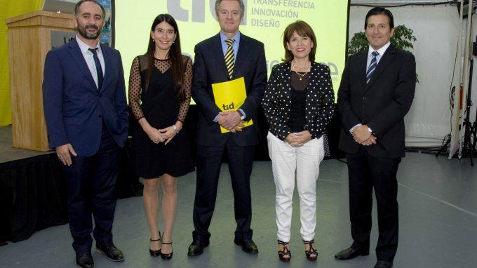Federico Valdés, Alejandra Amenábar, Andrea Muñoz, Sergio Majluf y Erick Forcael