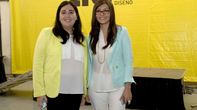 Paulina Contreras y Javiera Sepúlveda