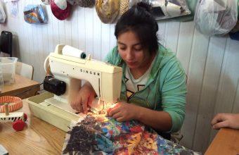 Viaje de estudios Taller Preliminar Diseño Concepción - Pelluhue 2015