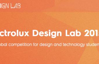 Tres de nuestros estudiantes entre los semifinalistas de Electrolux Design Lab.