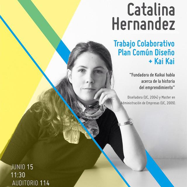 Charla Catalina Hernández