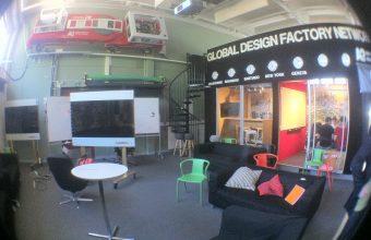 Académicos de Diseño e Ingeniería visitan Estados Unidos y Europa para crear red de exploración tecnológica