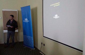 Jornada de charlas y workshop de la Facultad de Diseño Concepción, junto a ProChile e Indap