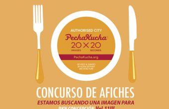 PechaKucha Concepción y Facultad de Diseño UDD lanzan primer concurso afiche PechaKucha