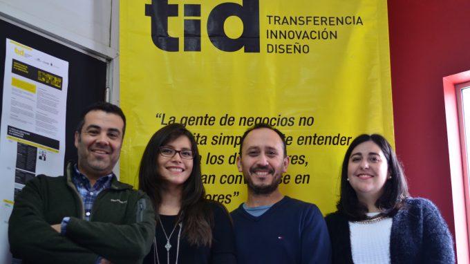 Francisco del Despósito, Paulina Contreras, Hernán Díaz y Javiera Sepúlveda