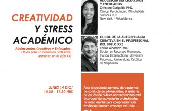 SEMINARIO CREATIVIDAD Y STRESS ACADÉMICO