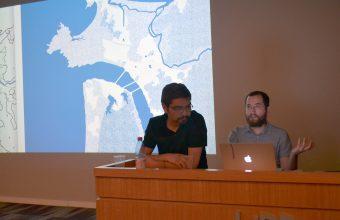 Ciclo de charlas de diseño en Concepción