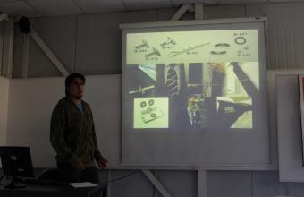 Workshop Diseño de Corbatines en Concepción