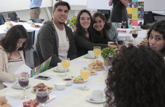 Elección de menciones alumnos de primer año Facultad de Diseño Concepción