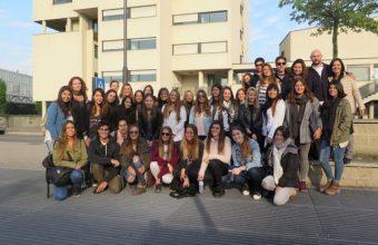 Alumnos participan de un Curso en el Politécnico de Milán