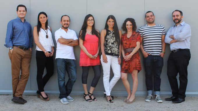 Hernán Díaz, Paulina Contreras, Alejandra Amenábar, Úrsula Bravo y Sergio Majluf