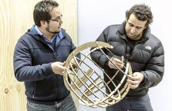 Certificado de Diseño Paramétrico y Fabricación Digital en Concepción
