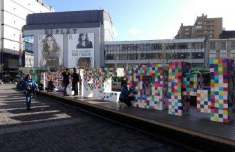 Intervención Urbana - Taller Gráfico II Concepción
