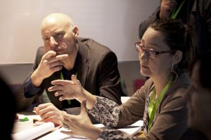 Design Thinking con Peter Lloyd