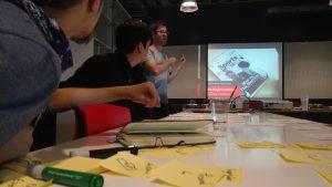 Workshop sobre Smart Cities impartido por Bastien Kerspern