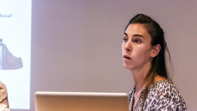 Presentación de Camila Undurraga
