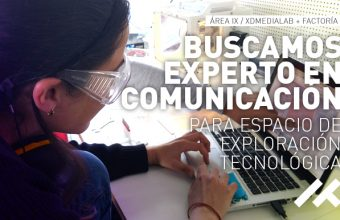 LLAMADO A EXPERTOS EN COMUNICACIÓN PARA ÁREAIX