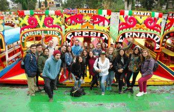 Exitoso Viaje de Estudios a México