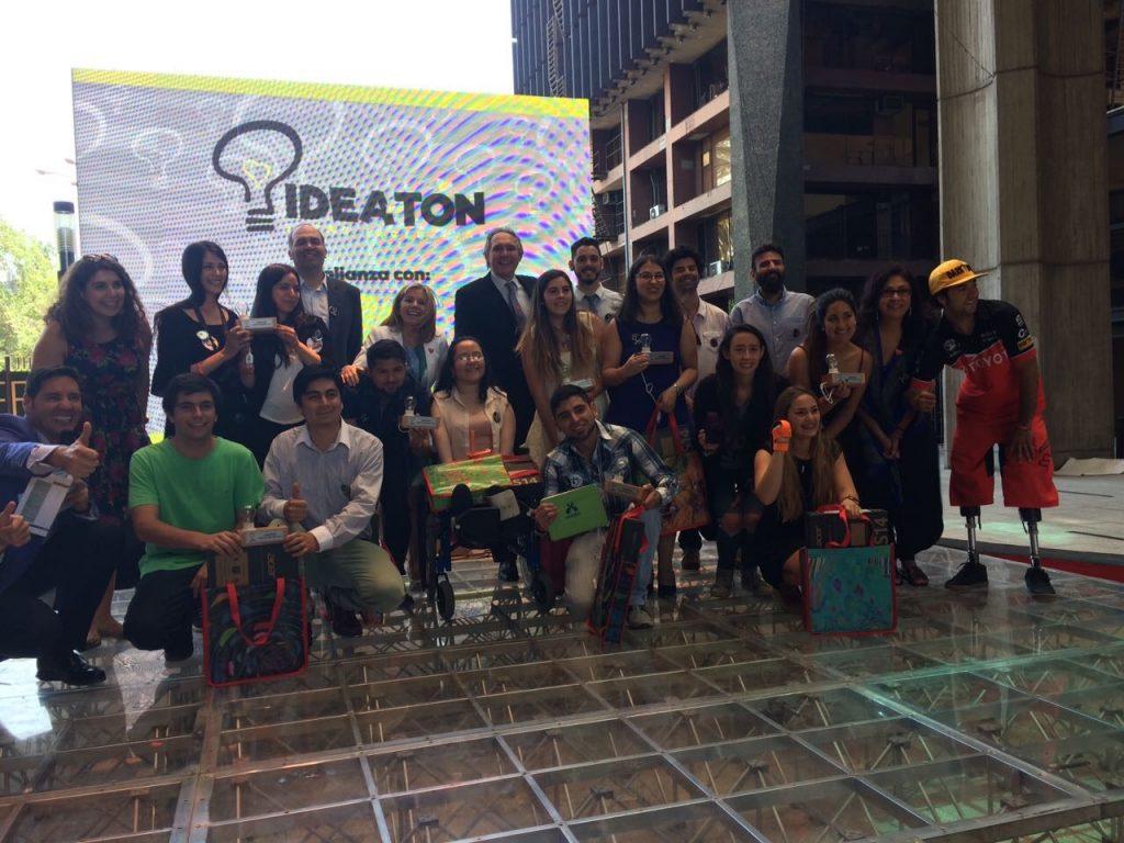 Ganadores Ideaton 2016