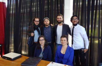 Profesores UDD presentes en el Mes de Diseño en Chile