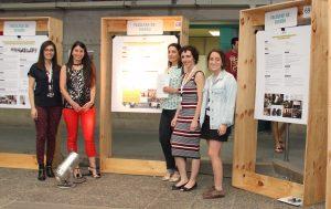 Feria de Ciencias con Paulina Contreras, Alejandra Amenábar, Catalina Cortés y Úrsula Bravo