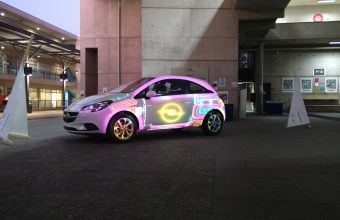 Proyecto colaborativo con Opel