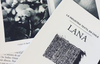 La industria textil en Chile desde sus materiales. Una exploración desde la asignatura Metodología de Investigación