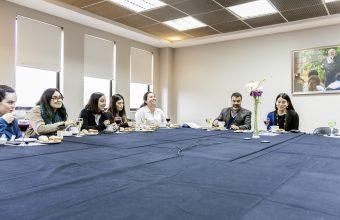 Jornada de Trabajo en Facultad de Diseño Concepción