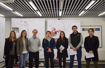 Examen Taller III de Ambientes y Objetos encargo para Coca-Cola Andina