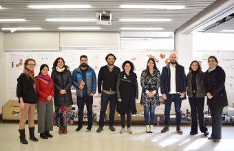 Examen Taller III de Ambientes y Objetos en colaboración con Fundación CMPC