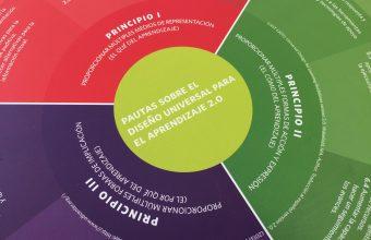 Diseño UDD aportando innovación para una educación inclusiva